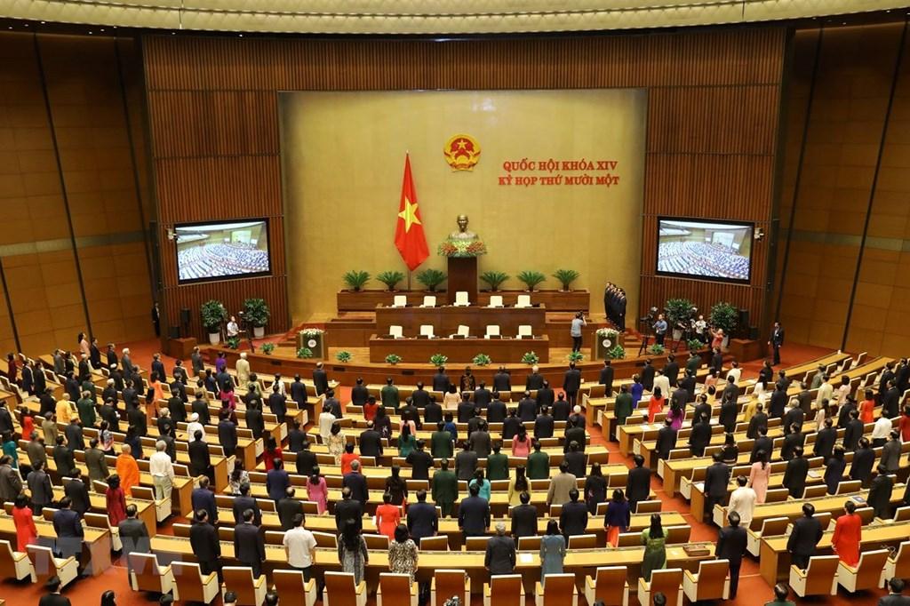 Chuyên gia Đức đánh giá cao vai trò của Quốc hội Việt Nam