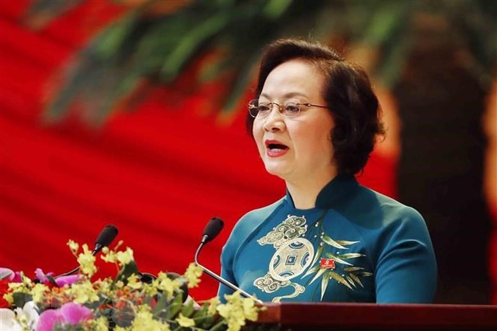 Bộ trưởng Nội vụ Phạm Thị Thanh Trà: Cuộc bầu cử thành công toàn diện