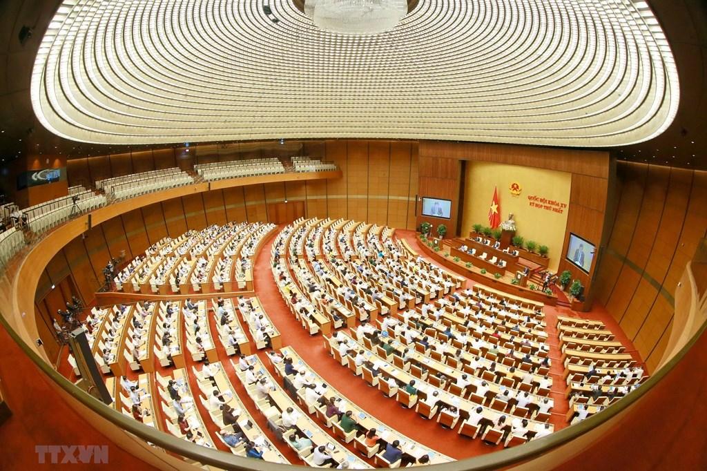 Thông cáo báo chí số 4, Kỳ họp thứ nhất, Quốc hội khóa XV
