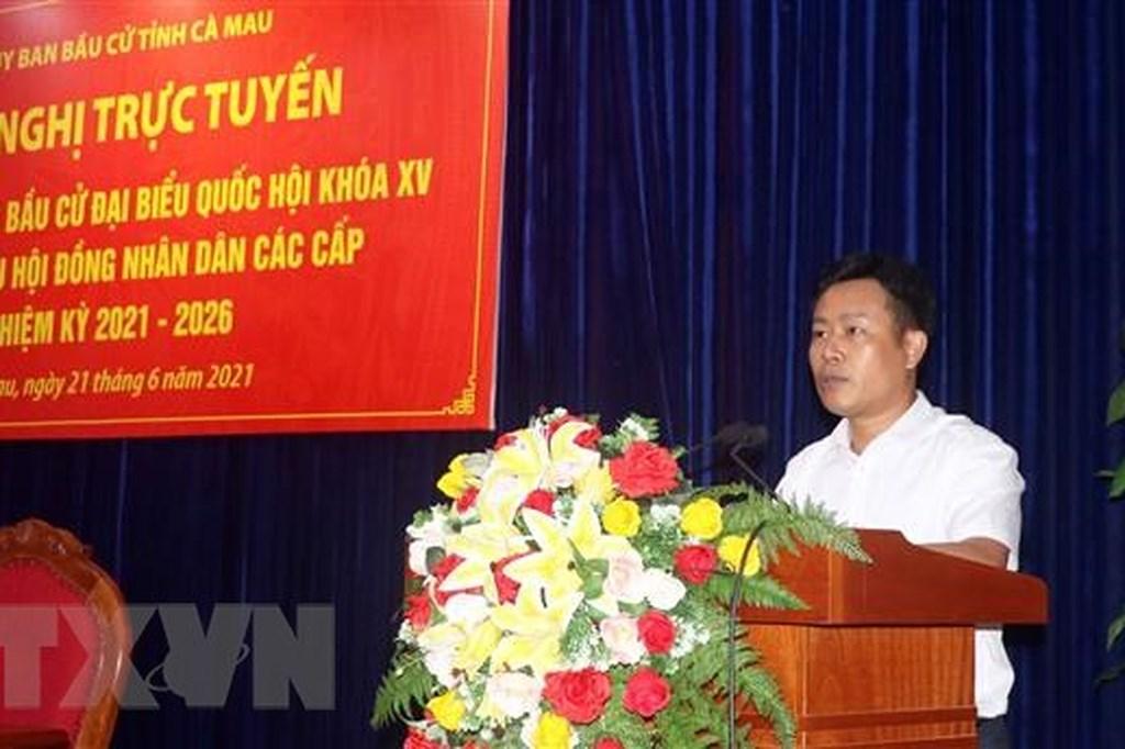 Cuộc bầu cử đại biểu các cấp tại Cà Mau diễn ra thành công tốt đẹp