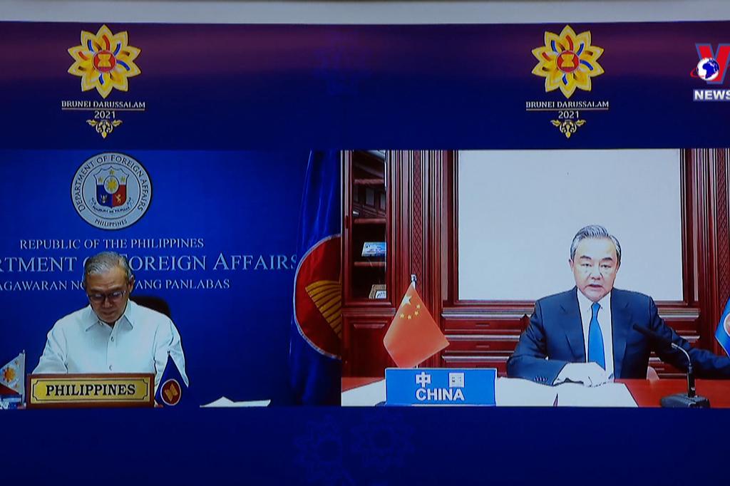 东盟与中国外交部长会议聚焦重要问题