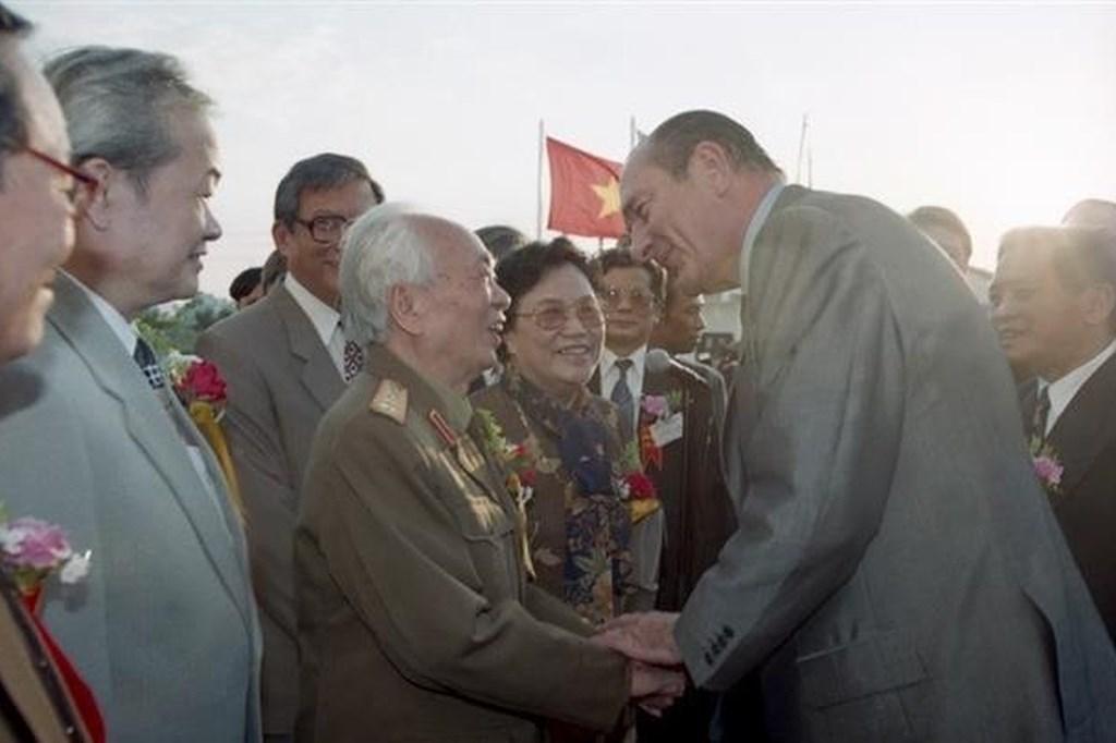 组图:武元甲大将——胡志明主席出色学生、越南民族传奇将领