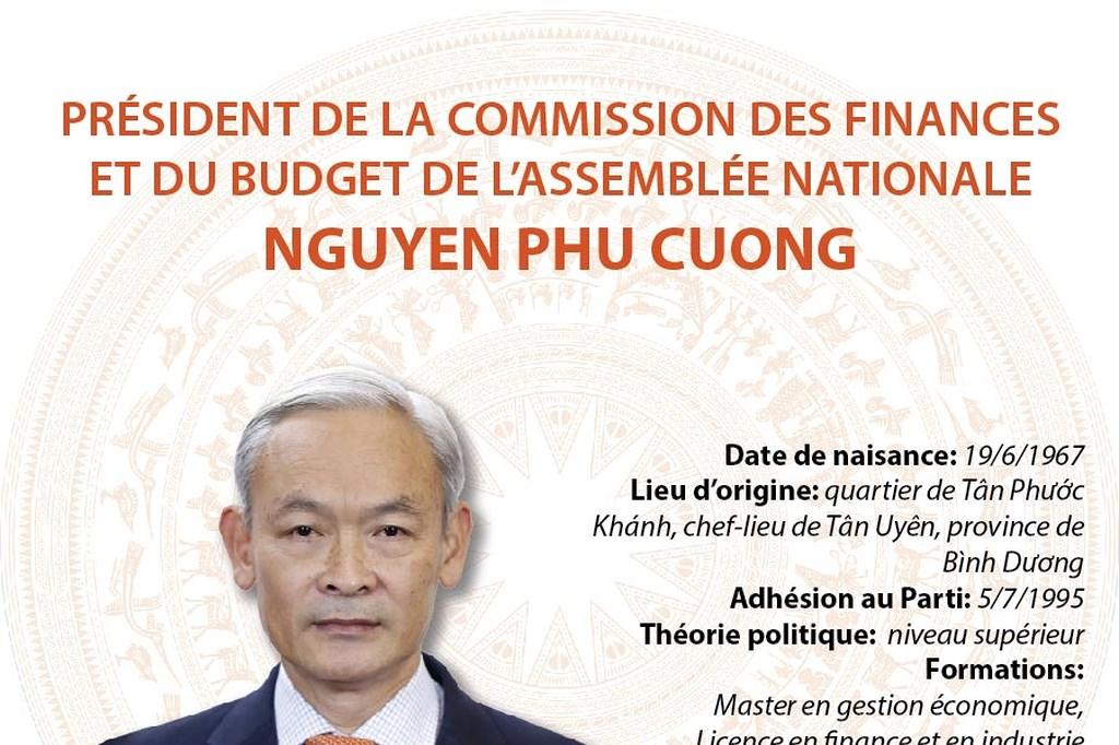 Le président de la Commission des Finances et du Budget de l'Assemblée nationale