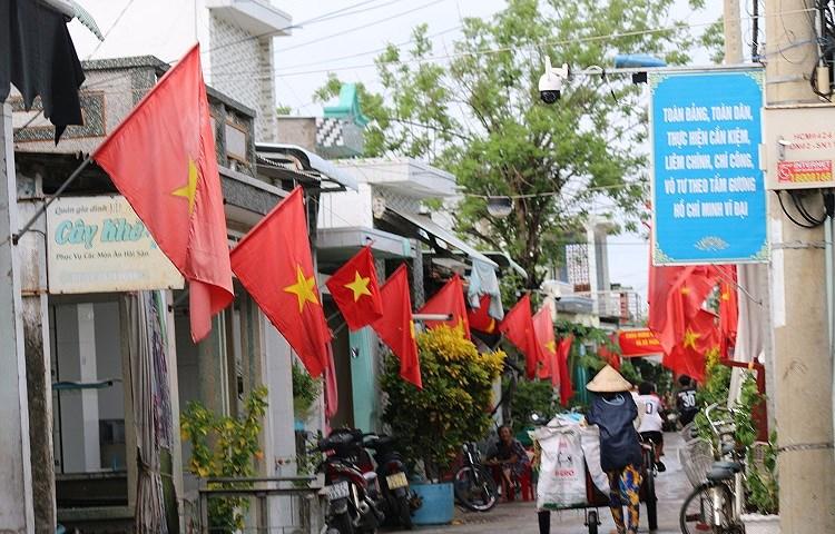 Nguoi dan xa dao duy nhat cua TP Ho Chi Minh hao huc di bau cu hinh anh 1