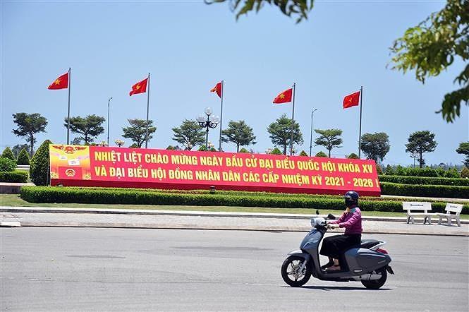 Quang Nam len phuong an dam bao an toan bau cu trong boi canh COVID-19 hinh anh 1