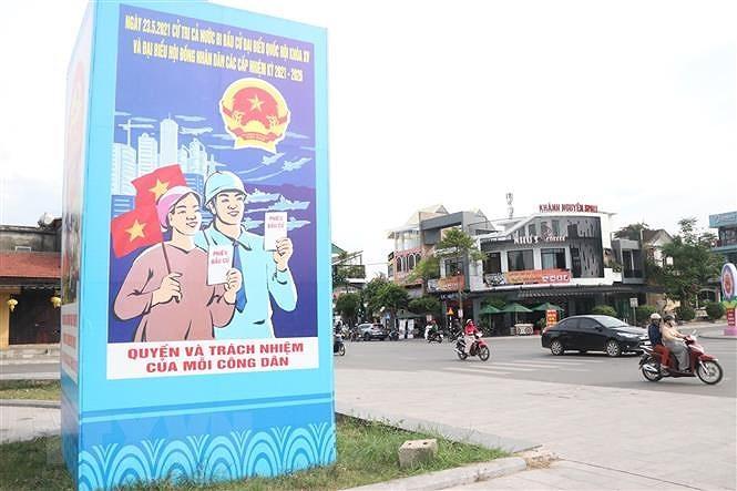 Cu tri Thanh Hoa, Quang Tri, Kien Giang, Long An nghiem tuc di bau cu hinh anh 1