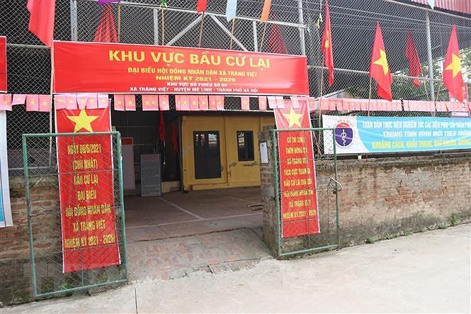 Ha Noi xu ly sai pham nghiem trong trong bau cu HDND xa Trang Viet hinh anh 2