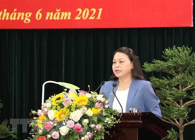 Ninh Binh: Dai bieu trung cu can thuc hien ngay chuong trinh hanh dong hinh anh 1