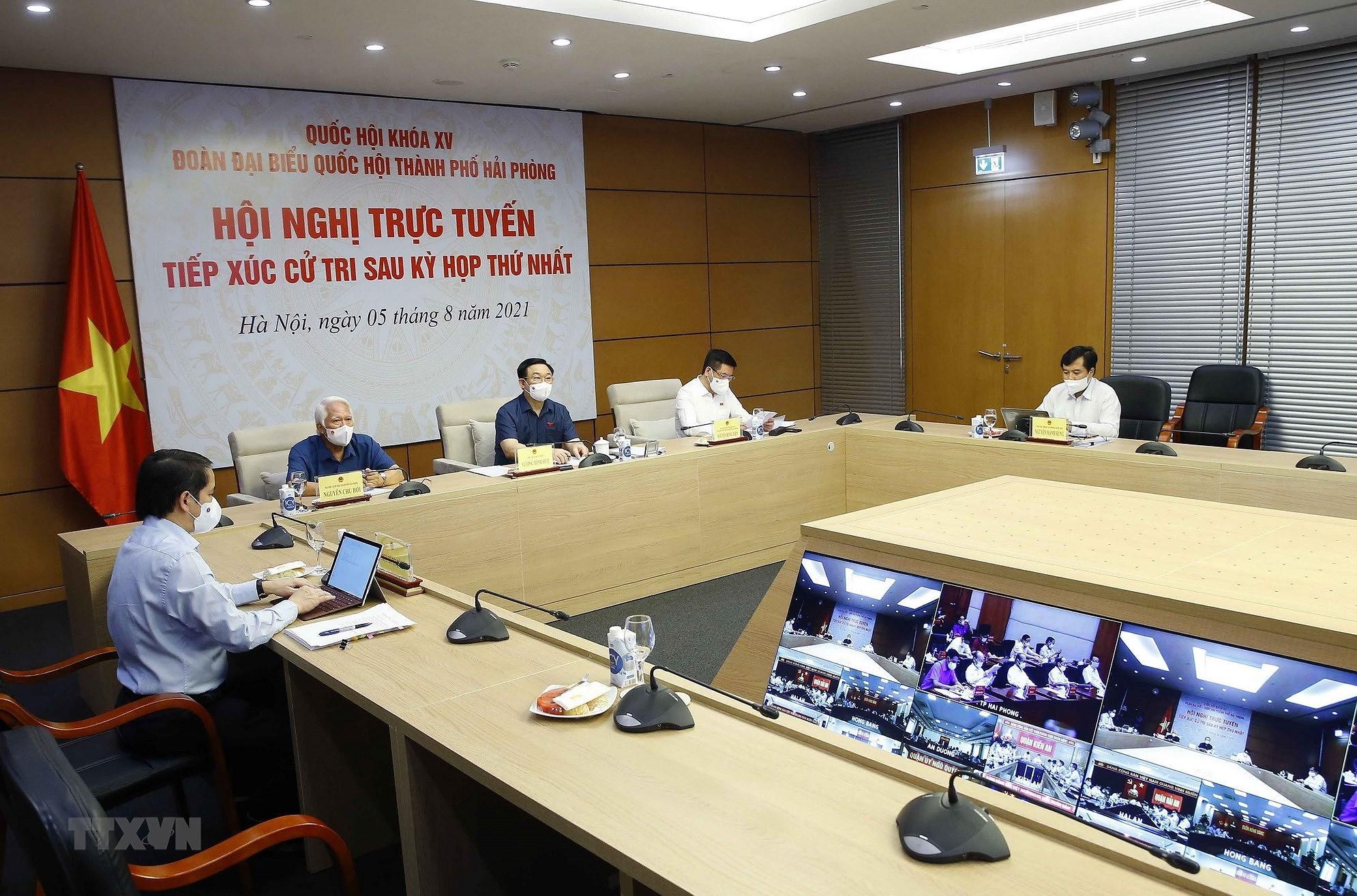 Hai Phong: Quy hoach nong thon moi phai gan voi phat trien do thi hinh anh 2