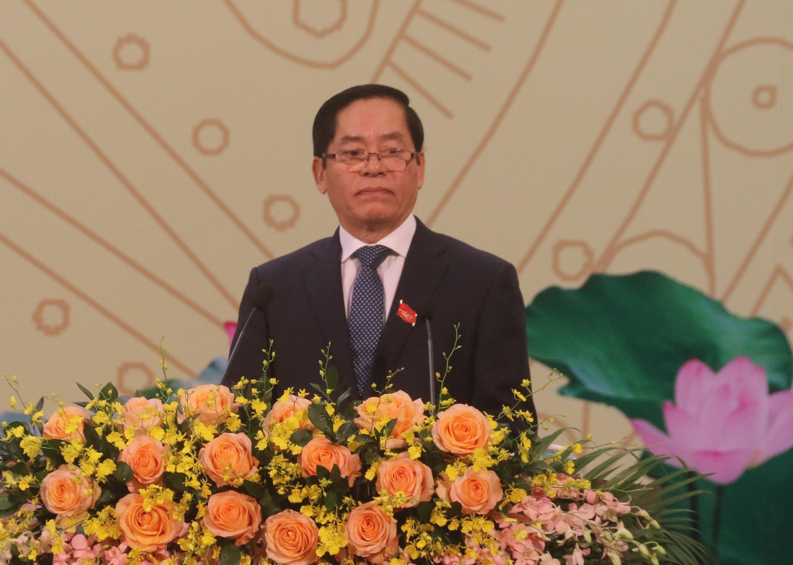 Ong Pham Viet Thanh duoc bau lam Chu tich HDND tinh Ba Ria-Vung Tau hinh anh 1