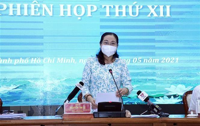 TP.HCM da san sang to chuc cho gan 5,5 trieu cu tri di bau cu hinh anh 1