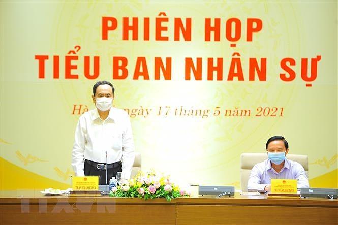 Phoi hop chat che, tham muu, giai quyet chinh xac van de nhan su hinh anh 1