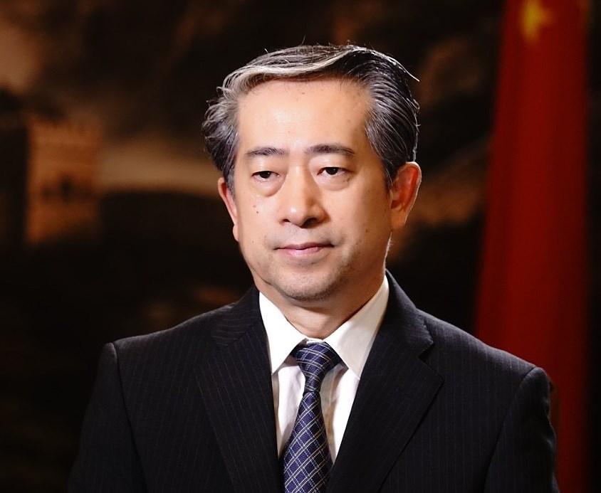 Dai su Trung Quoc danh gia cao cong tac chuan bi bau cu tai Viet Nam hinh anh 1