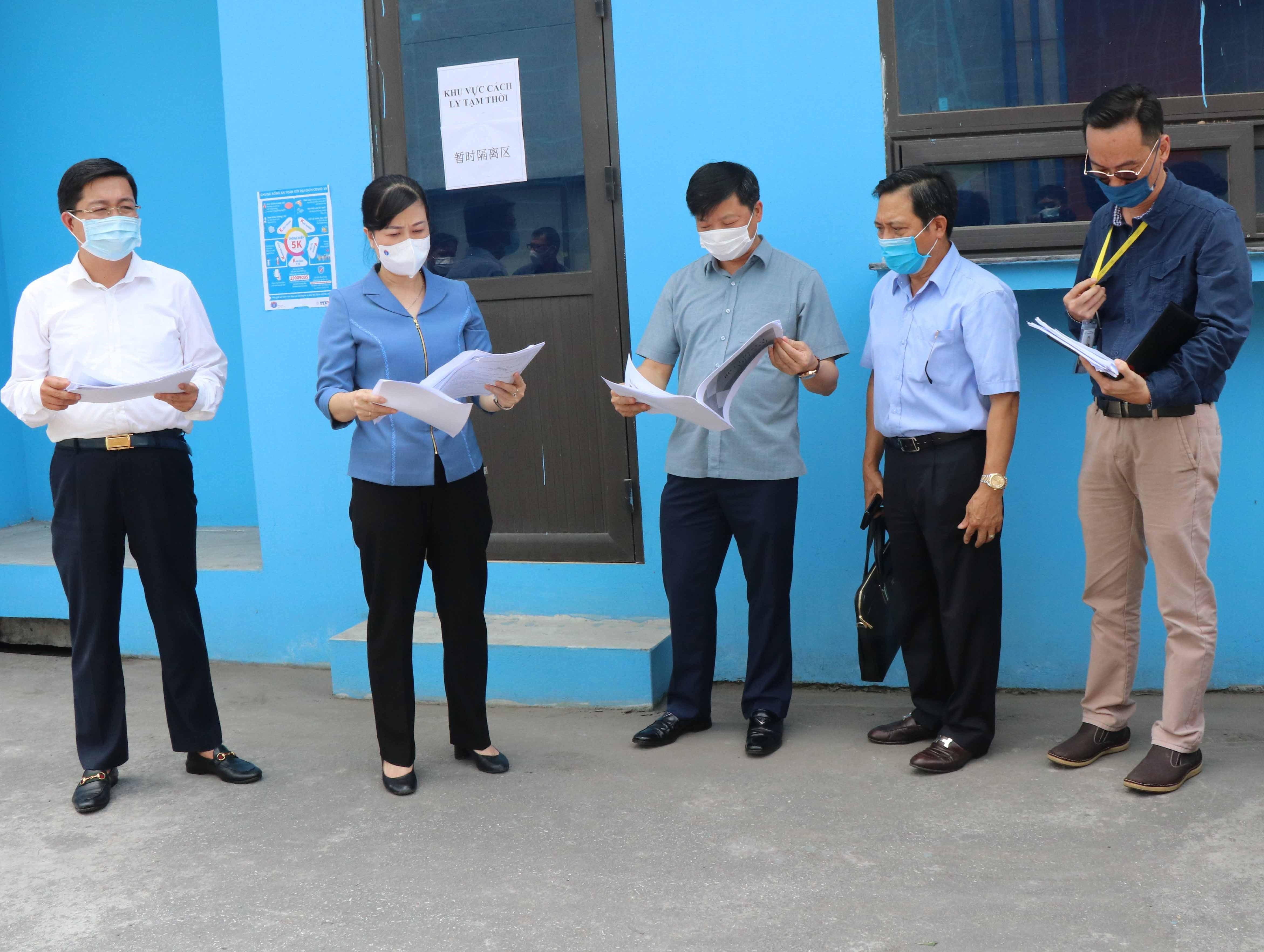 Bac Ninh: Quyet liet kiem soat dich COVID-19, san sang cho ngay bau cu hinh anh 1