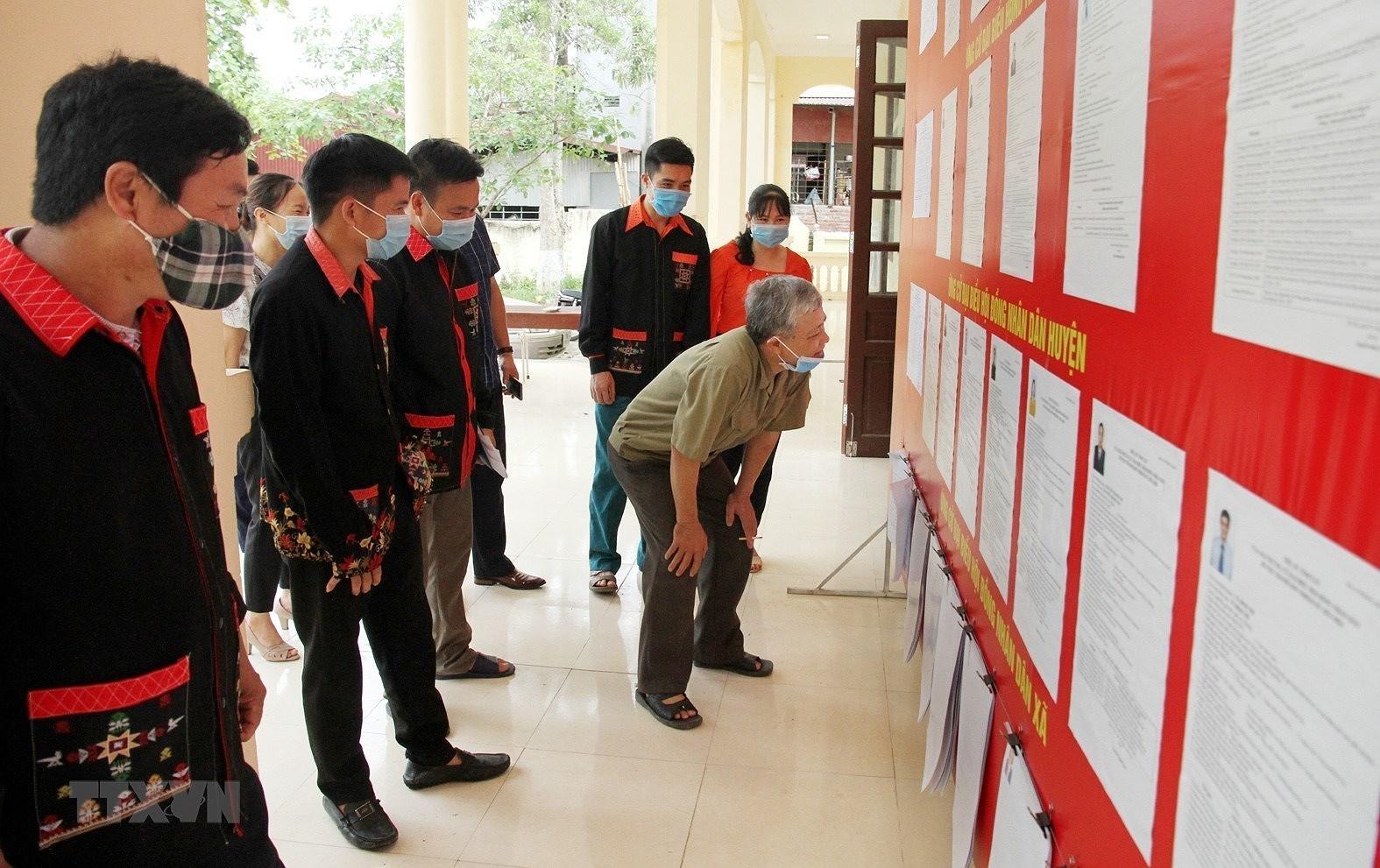 Phu Tho chu dong phuong an phong, chong COVID-19 trong Ngay Bau cu hinh anh 1