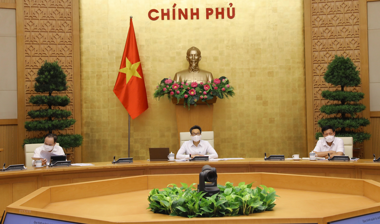 Pho Thu tuong Vu Duc Dam chu tri hop trien khai dam bao an toan bau cu hinh anh 5
