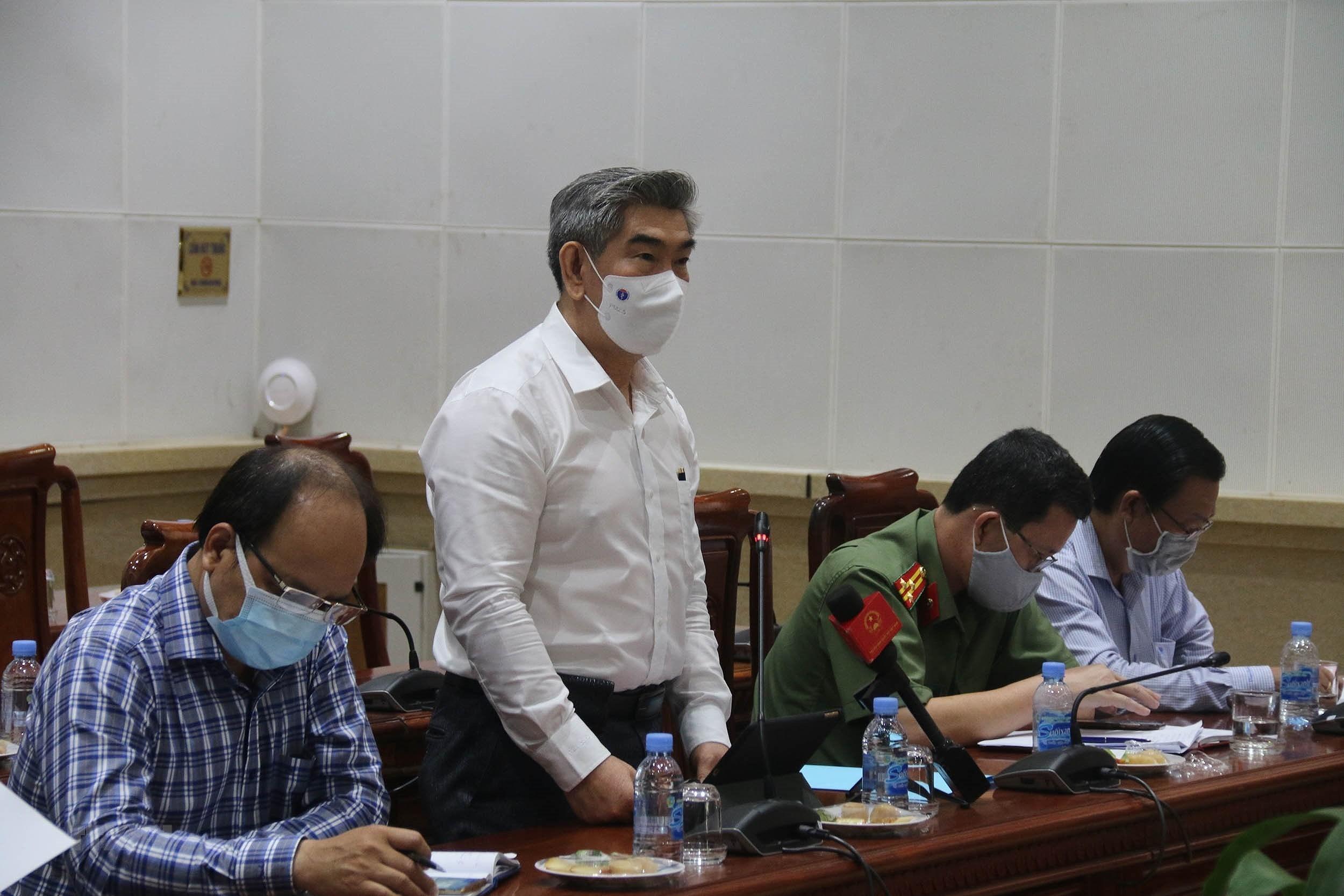 [Photo] Cao Bang, Dong Nai, Tien Giang san sang cho ngay hoi bau cu hinh anh 12