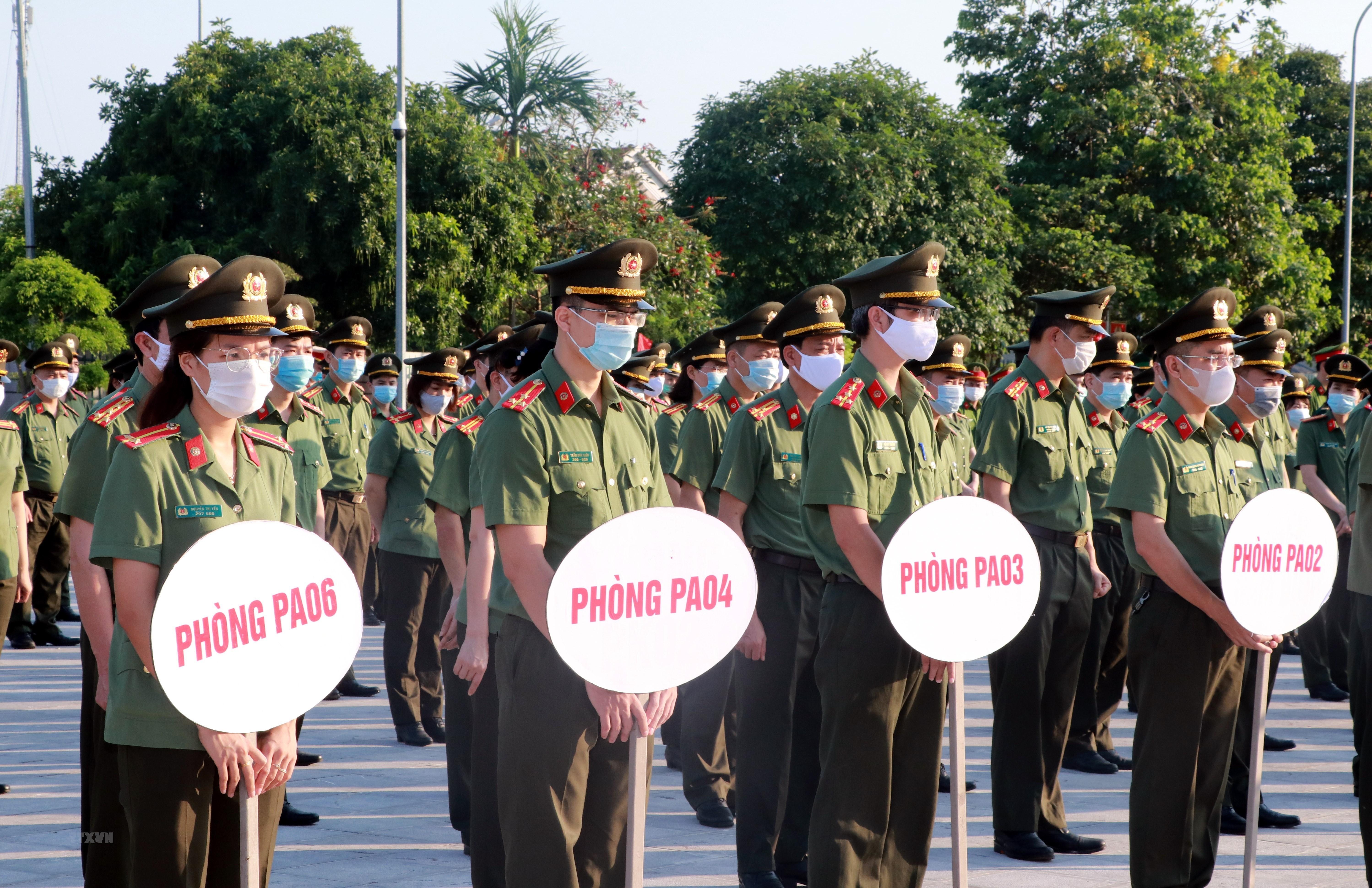 Ha Nam, Nam Dinh, Soc Trang, Dien Bien bao dam an toan cho Ngay bau cu hinh anh 1