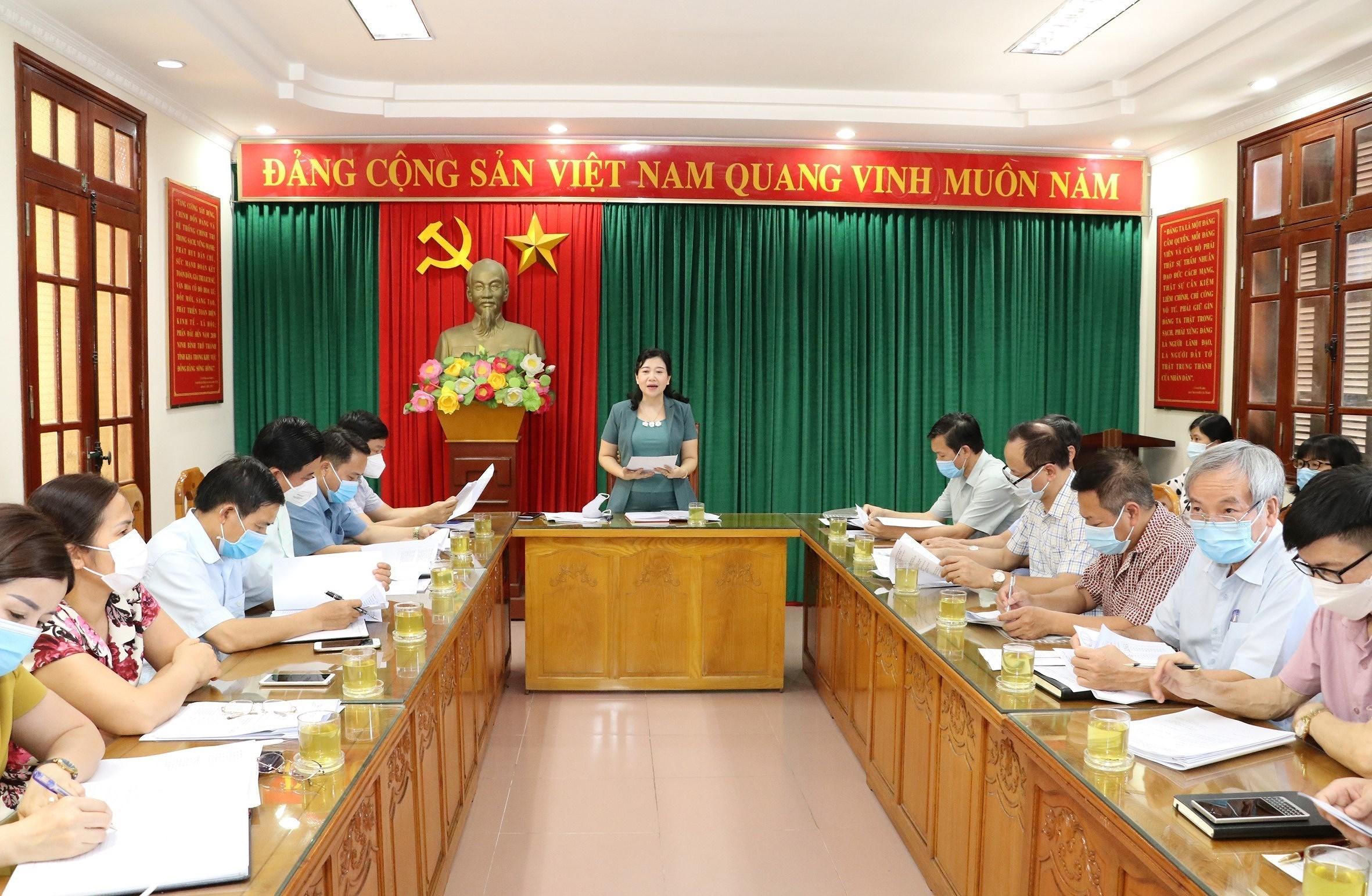 Ninh Binh bau du 50 dai bieu HDND tinh nhiem ky 2021-2026 hinh anh 1