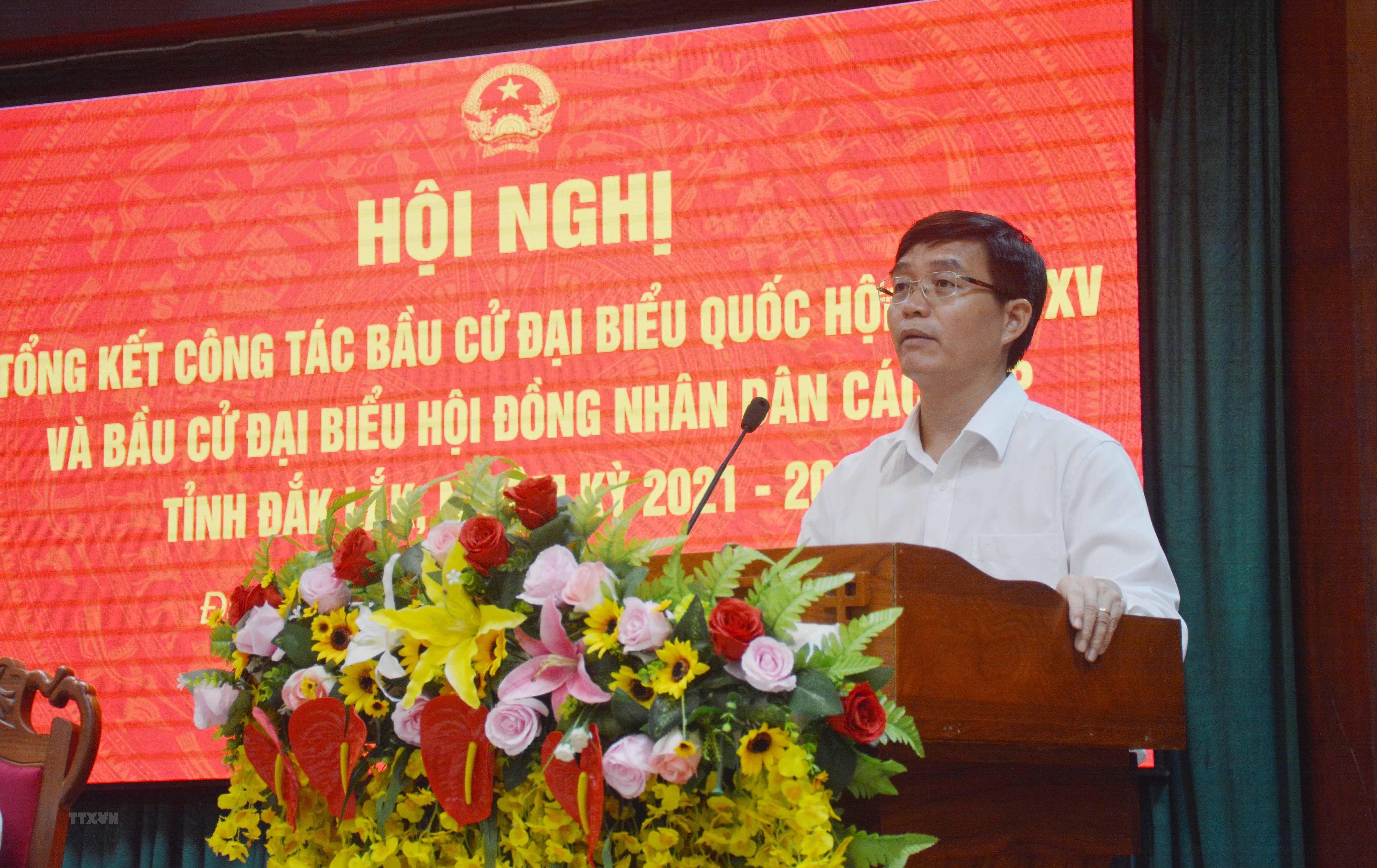 Ninh Binh bau cac chuc danh chu chot, Dak Lak tong ket cong tac bau cu hinh anh 2