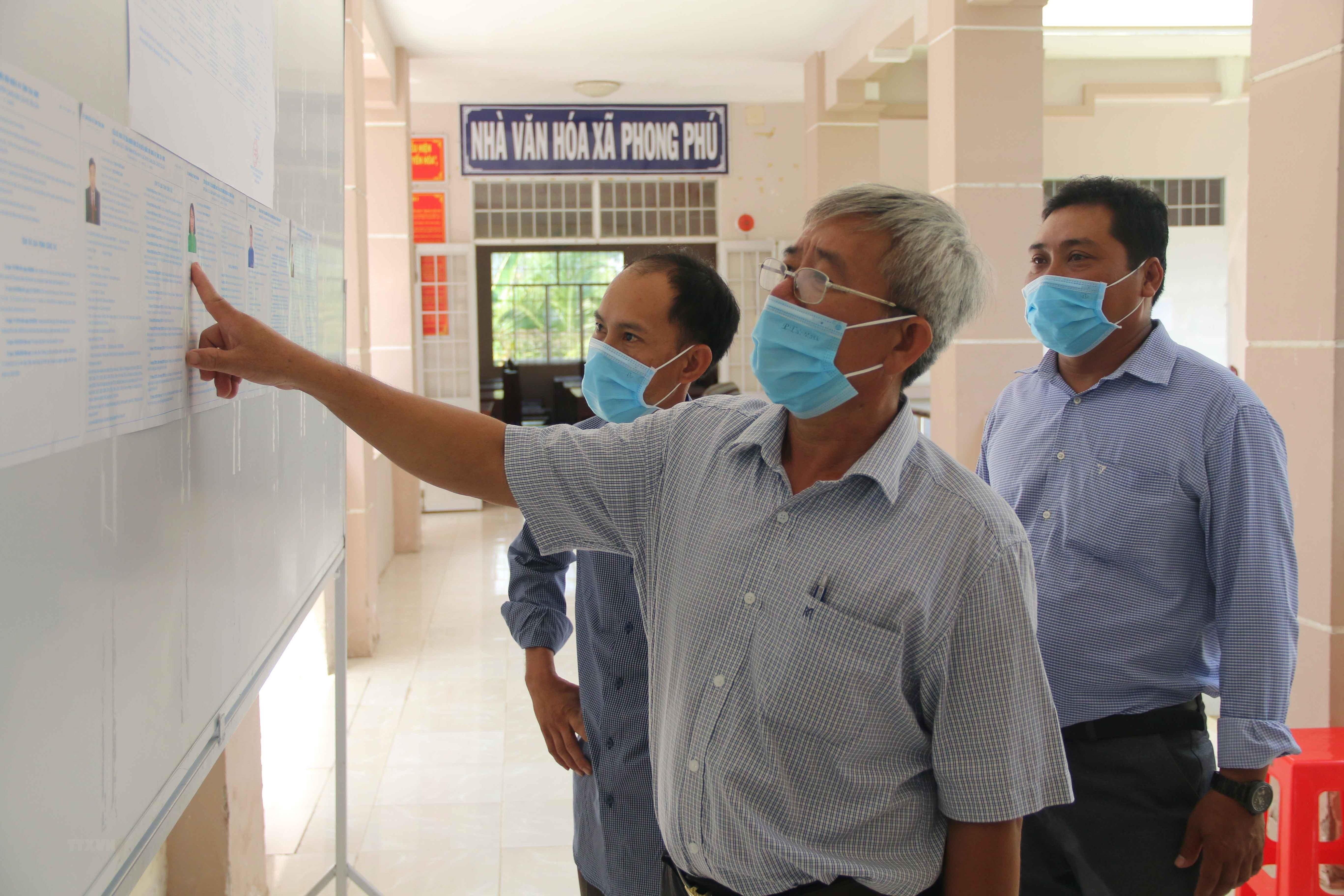 Bau cu QH va HDND: Tuyen truyen sau rong trong dong bao Khmer hinh anh 1