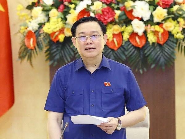 Van phong Quoc hoi phai chuyen nghiep, hien dai, hieu luc, hieu qua hinh anh 1