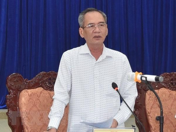 Bi thu Tinh uy Bac Lieu Lu Van Hung trung cu Chu tich HDND tinh khoa X hinh anh 1