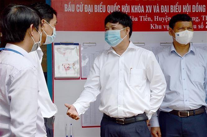 Thanh pho Da Nang da chuan bi san sang cho Ngay hoi bau cu hinh anh 1