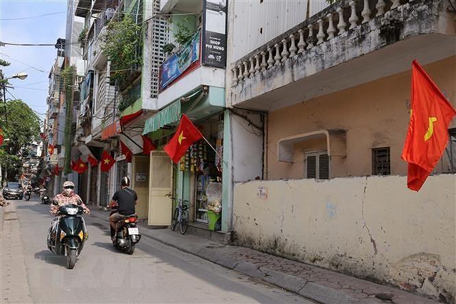 Bau cu Quoc hoi va Hoi dong Nhan dan: Ha Noi han hoan don ngay hoi lon hinh anh 3