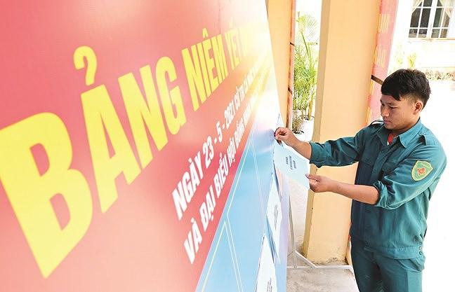 Quang Nam: San sang cho ngay bau cu som tai 6 xa vung bien gioi hinh anh 1