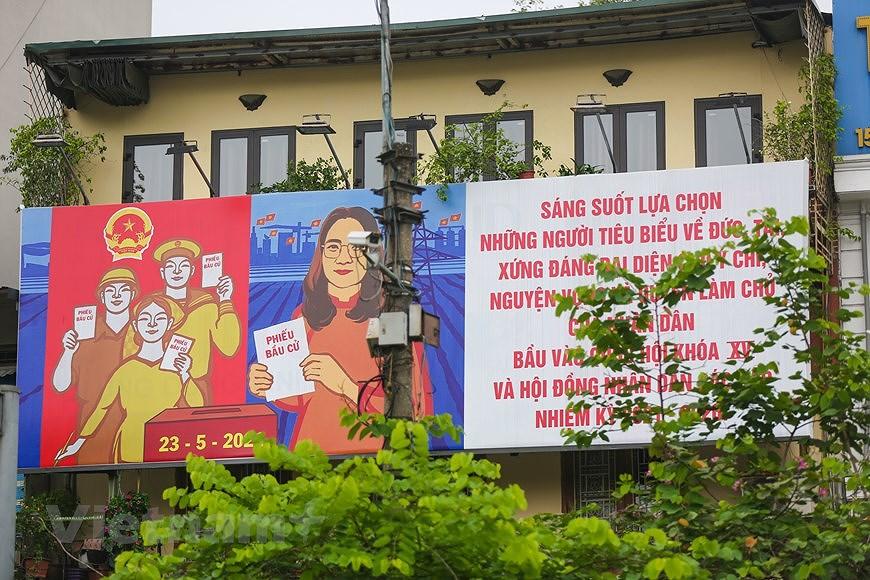 Binh Duong: Giup cu tri cong nhan lao dong hieu ro ve cuoc bau cu hinh anh 1