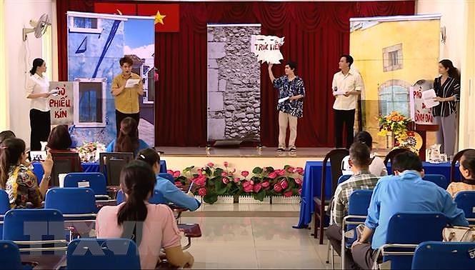 Cong nhan Thanh pho Ho Chi Minh huong ve ngay hoi lon cua dat nuoc hinh anh 2