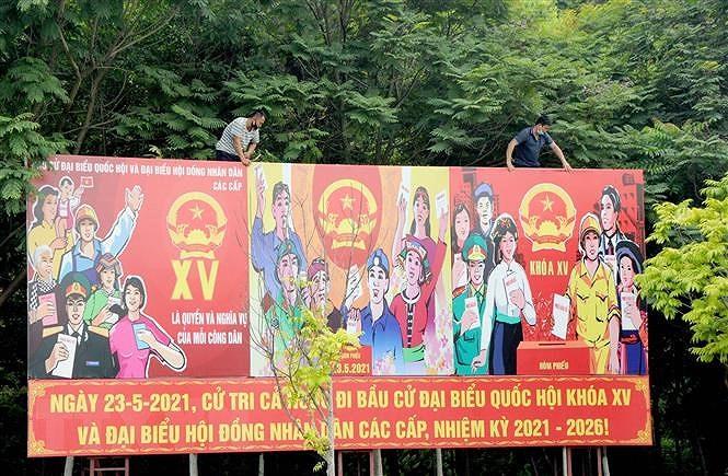 Bau cu Quoc hoi: Tien Giang bao dam de nguoi dan an tam di bo phieu hinh anh 1