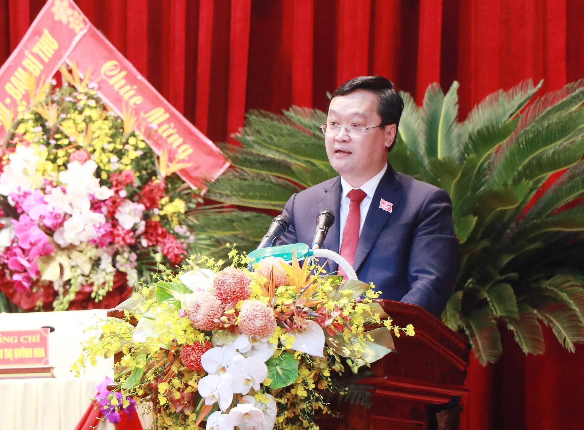 Ong Nguyen Duc Trung tai dac cu chuc Chu tich UBND tinh Nghe An hinh anh 1