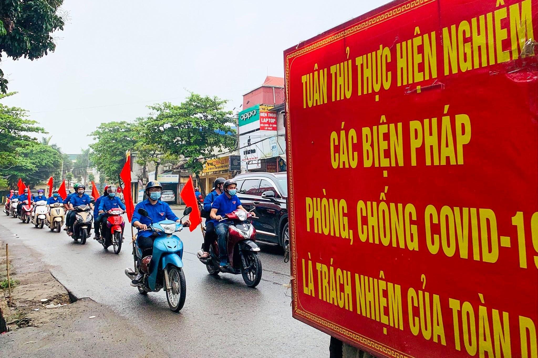 Cach lam sang tao cua Thanh doan Ha Noi truoc ngay bau cu toan quoc hinh anh 10