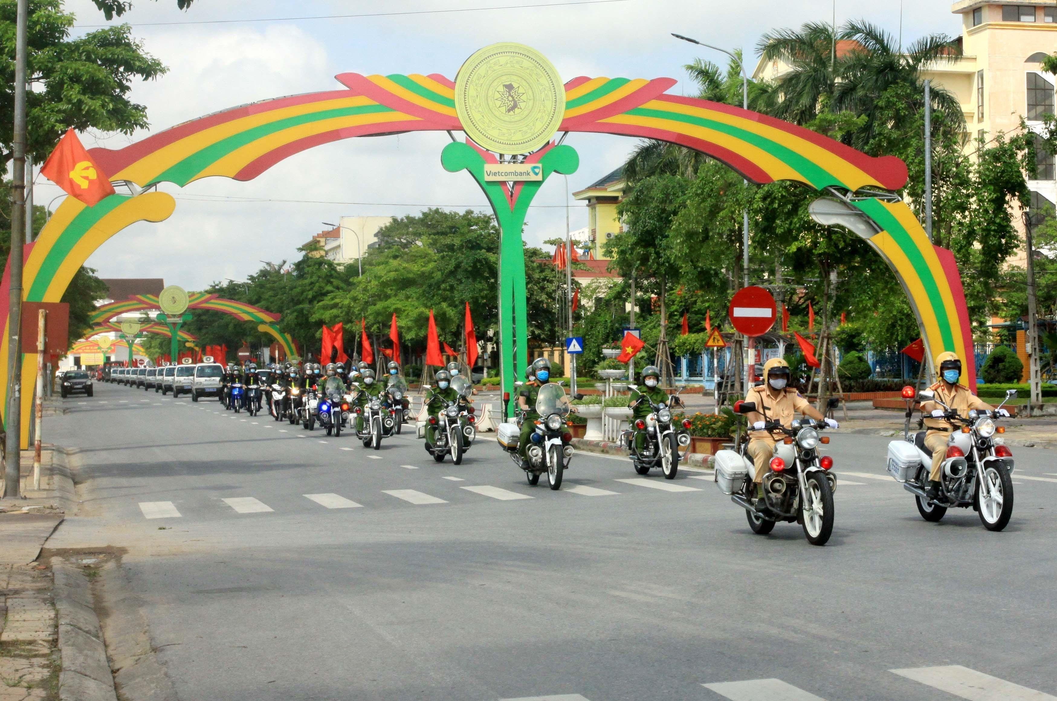 Thai Binh chu dong phuong an phong chong dich, dam bao an toan bau cu hinh anh 2