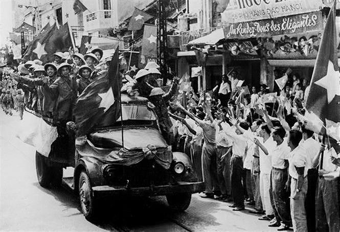组图:9·2国庆节76周年:越南民族建国卫国史上的光辉里程碑 hinh anh 5