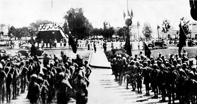 组图:9·2国庆节76周年:越南民族建国卫国史上的光辉里程碑 hinh anh 7