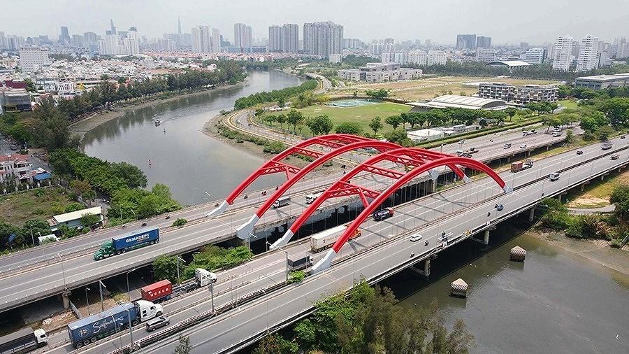 组图:胡志明市——越南经济发展火车头 hinh anh 1