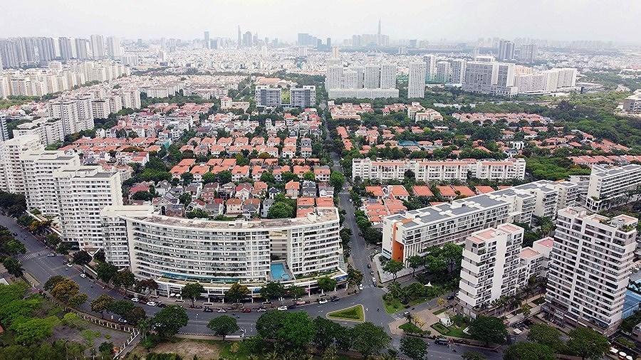 组图:胡志明市——越南经济发展火车头 hinh anh 2