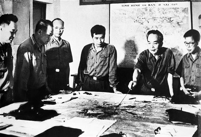 组图:武元甲大将——胡志明主席出色学生、越南民族传奇将领 hinh anh 10
