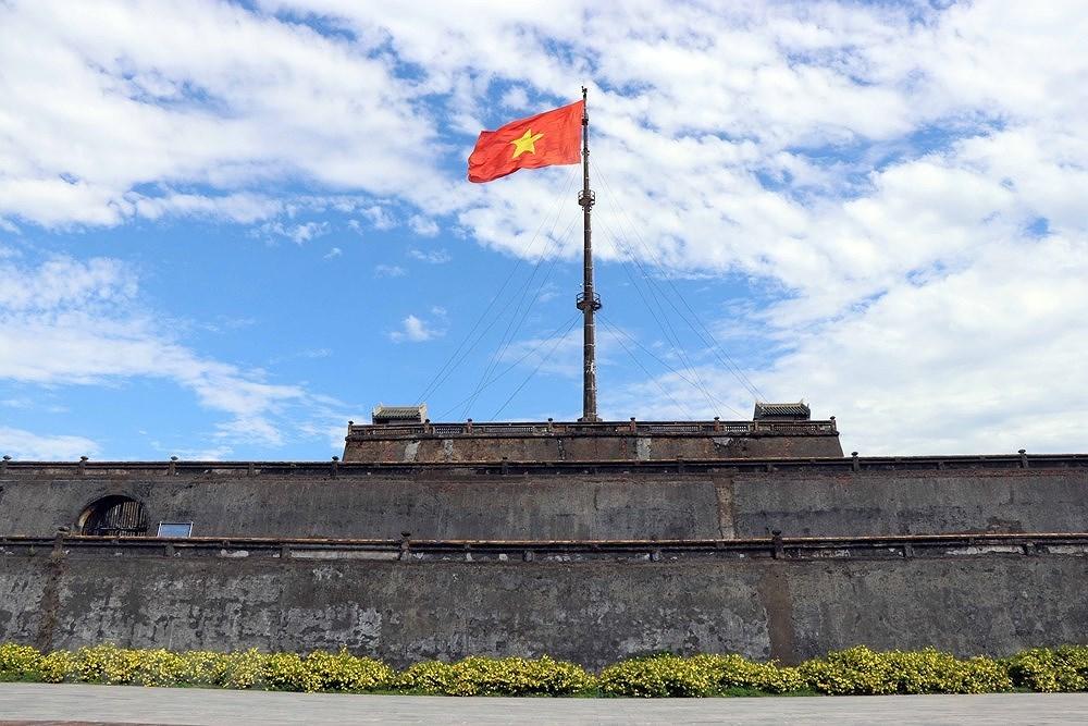 组图:午门广场—八月革命辉煌历史证据 hinh anh 5