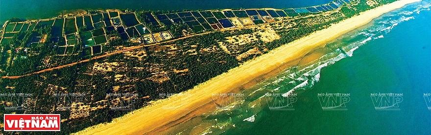 组图:简青山摄影师的越南海洋岛屿鸟瞰图 hinh anh 12