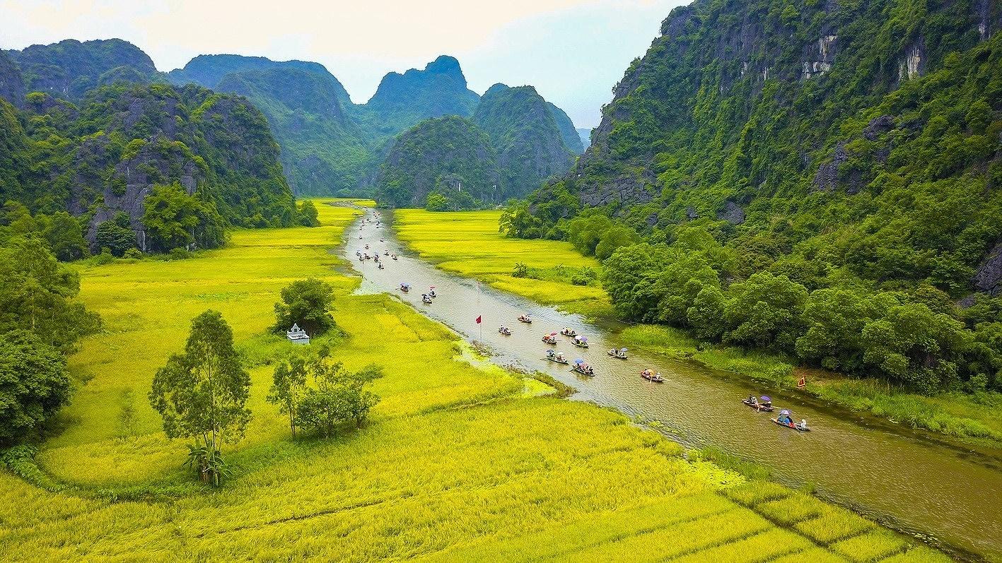 Ninh Binh – a tourist magnet hinh anh 1