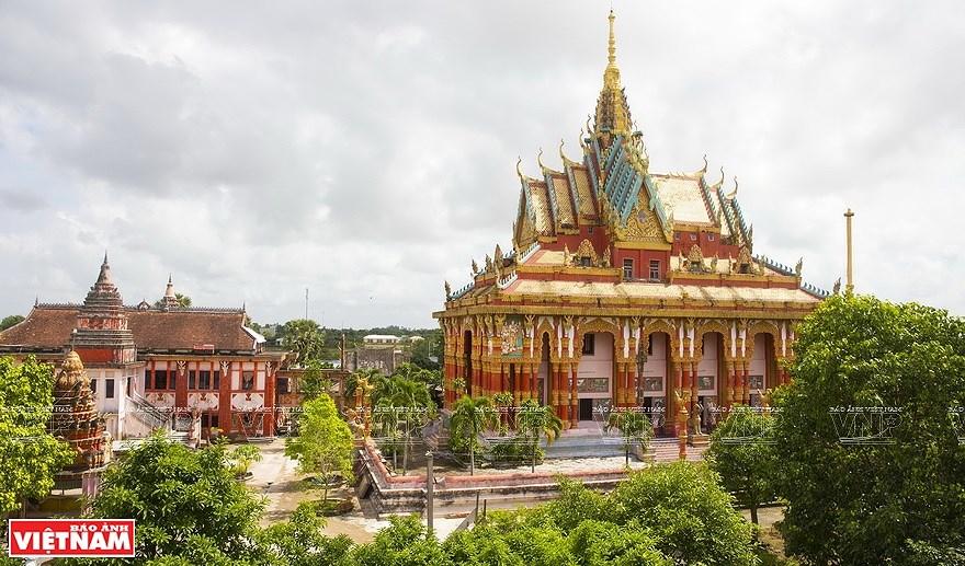 Ghositaram pagoda in Bac Lieu province hinh anh 1