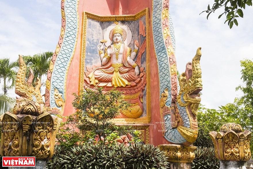 Ghositaram pagoda in Bac Lieu province hinh anh 7