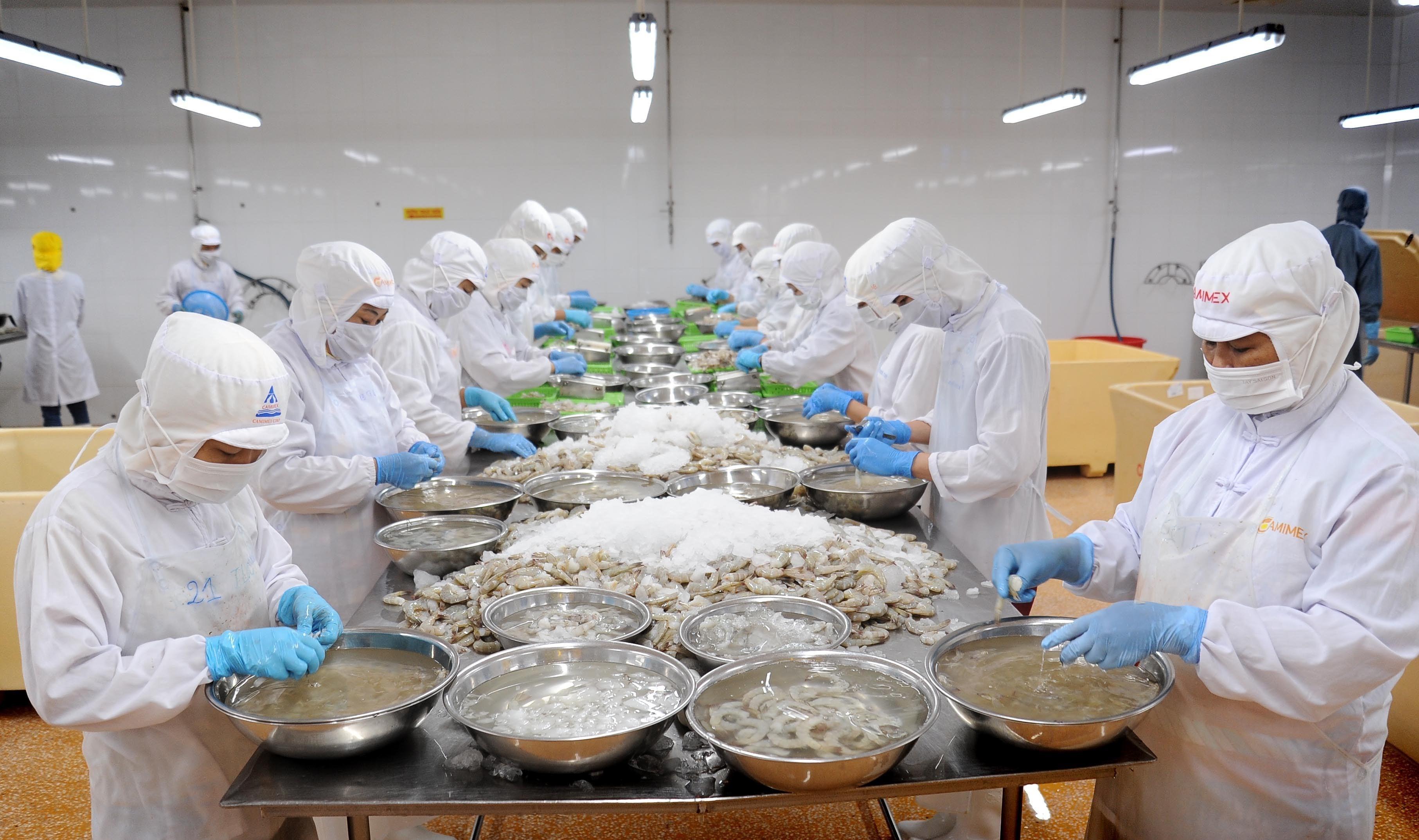Aquatic product exports to US surge hinh anh 1