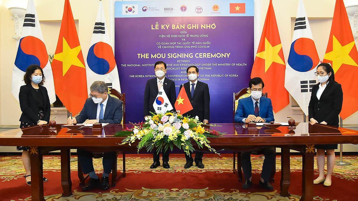 Vietnam, RoK seek to further advance ties hinh anh 2