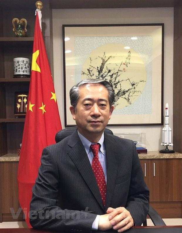 Chinese Ambassador highlights consistent direction for China-Vietnam ties hinh anh 1