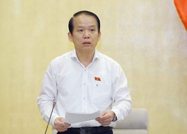 Amendment of IP law ensures compatibility with int'l commitments: legislators hinh anh 1